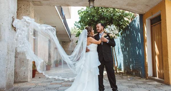 Wedding in Arequipa   Karina & Lalo